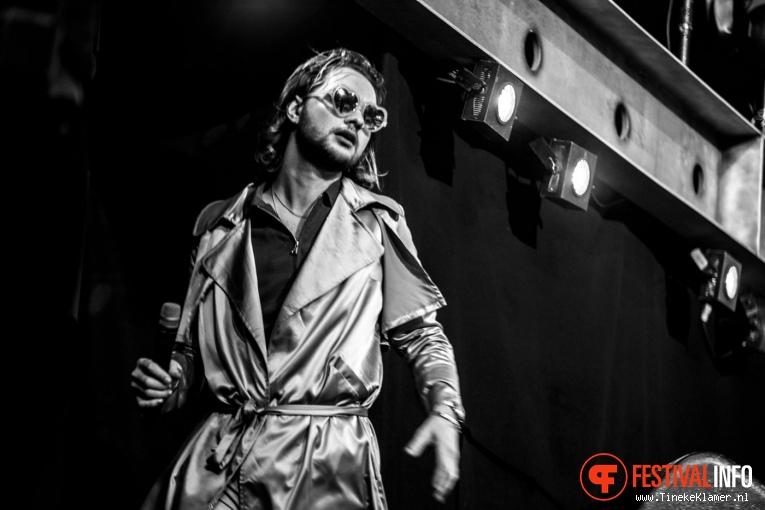 Jett Rebel op Eurosonic Noorderslag 2017 - Zaterdag foto