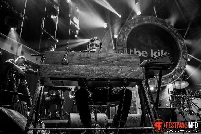 The Kik op Eurosonic Noorderslag 2017 - Zaterdag foto