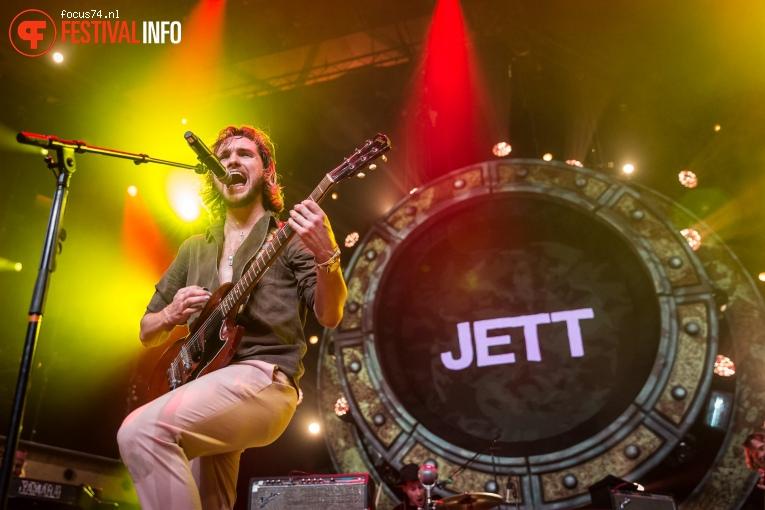 Foto Jett Rebel op Eurosonic Noorderslag 2017 - Zaterdag