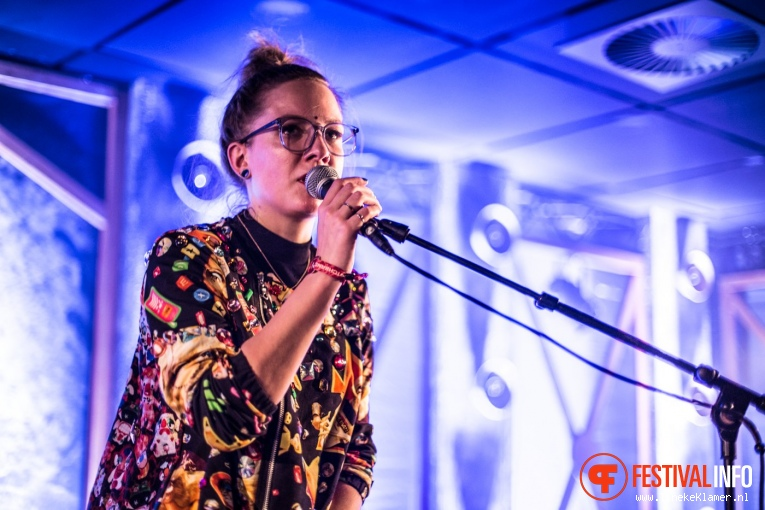 Aafke Romeijn op Eurosonic Noorderslag 2017 - Zaterdag foto