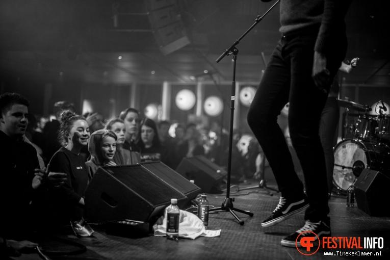 Jonna Fraser op Eurosonic Noorderslag 2017 - Zaterdag foto