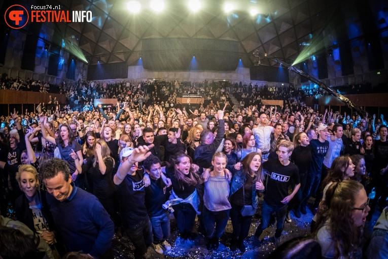 Broederliefde op Eurosonic Noorderslag 2017 - Zaterdag foto