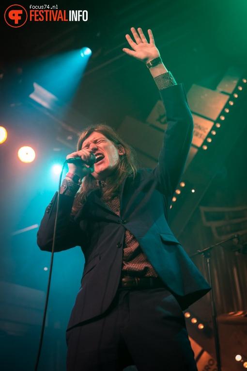 Foto The Jerry Hormone Ego Trip op Eurosonic Noorderslag 2017 - Zaterdag