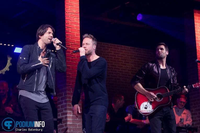 Foto Diggy Dex op Vrienden van Amstel Live! 19/01 Ahoy