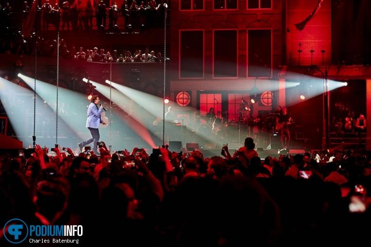 Foto Marco Borsato op Vrienden van Amstel Live! 19/01 Ahoy