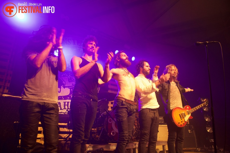 Navarone op Monsters of Mariaheide 2017 foto