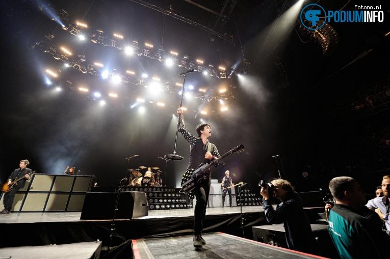 Foto Green Day op Green Day - 31/01 - Ziggo Dome