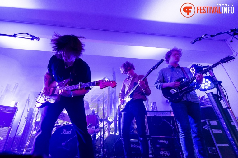 The Sweet Release of Death op Grasnapolsky 2017 - Zaterdag foto