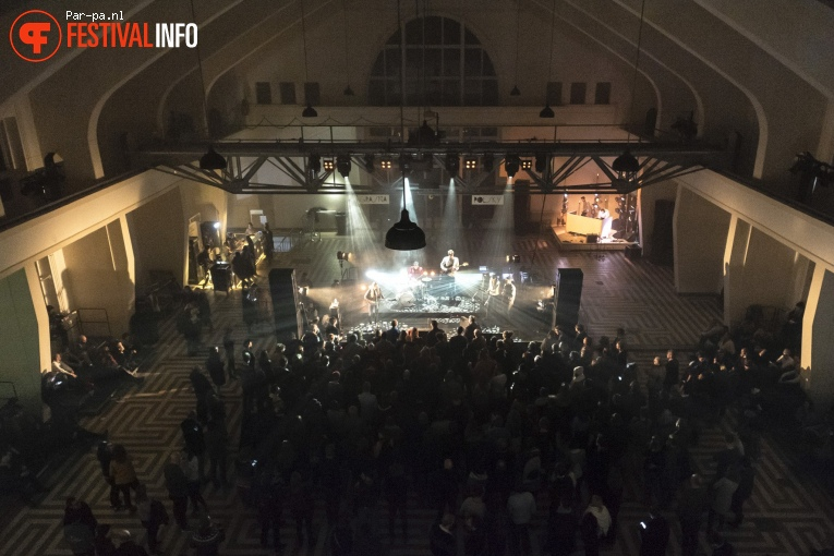 Andy Shauf op Grasnapolsky 2017 - Zondag foto