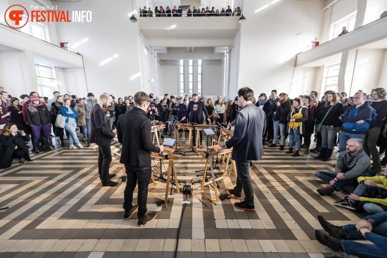 Slagwerk Den Haag op Grasnapolsky 2017 - Zondag foto
