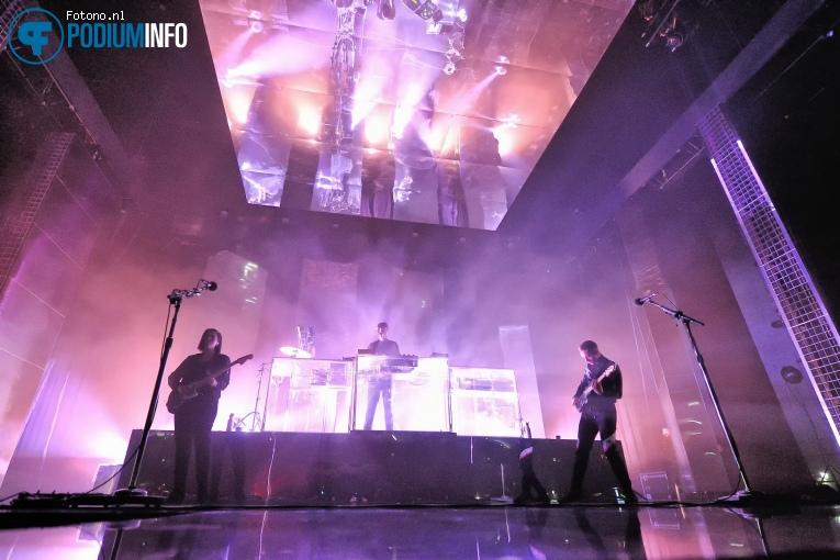 The XX op The XX - 13/02 - Afas Live foto