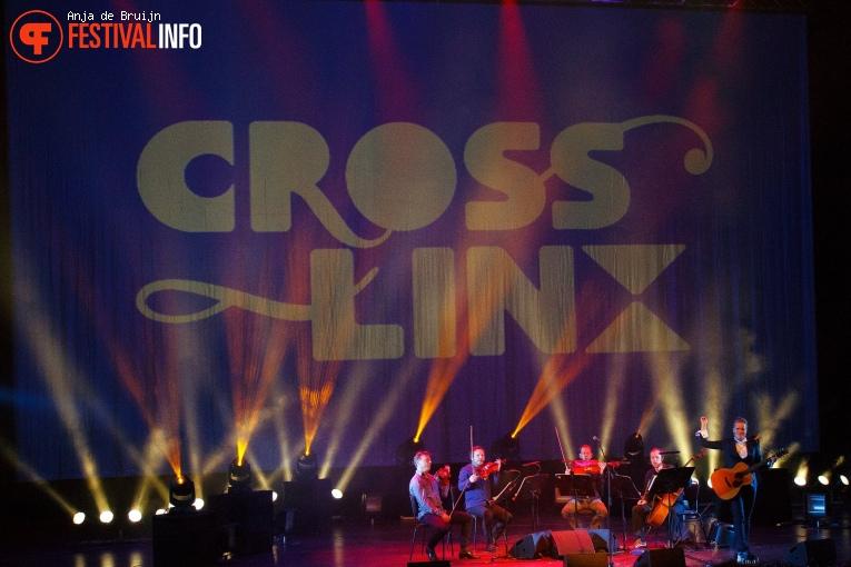 Foto Ane Brun op Cross-linx Rotterdam 2017