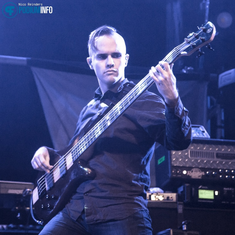 Foto Between The Buried And Me op Devin Townsend Project - 09/03 - 013