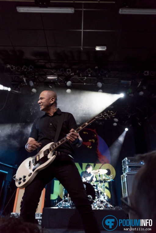 Foto Danko Jones op Danko Jones - 18/03 - 013