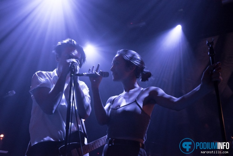 July Talk op July Talk - 12/03 - Hedon foto