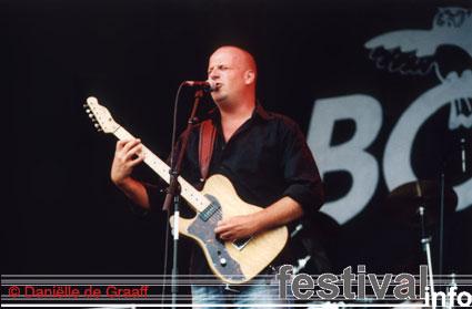Foto Bløf op Bospop 2003