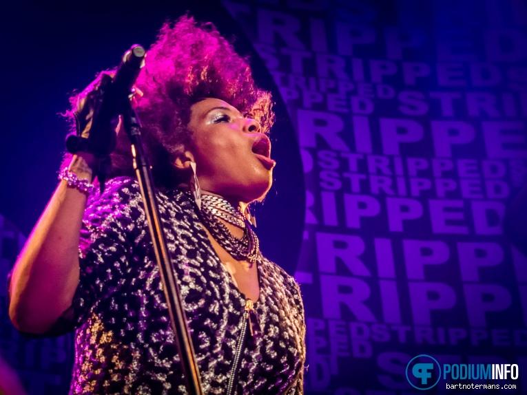 Foto Macy Gray op Macy Gray - 23/03 - Paradiso