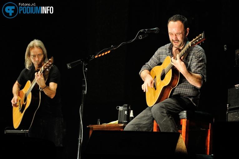 Dave Matthews op Dave Matthews & Tim Reynolds - 26/3 - AFAS Live foto
