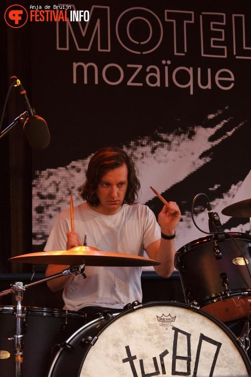BARTEK op Motel Mozaique 2017 - Vrijdag foto