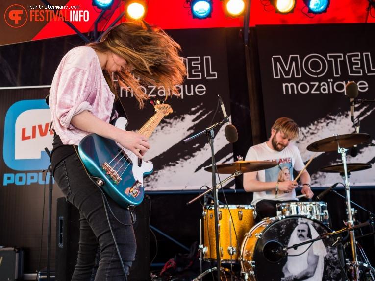 Foto The Sweet Release of Death op Motel Mozaique 2017 - Zaterdag