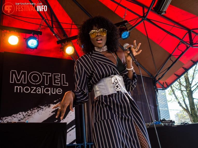 Motel Mozaique 2017 - Zaterdag foto