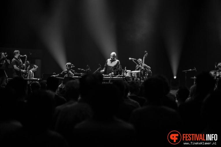 Foto Mulatu Astatke op Transition Festival 2017