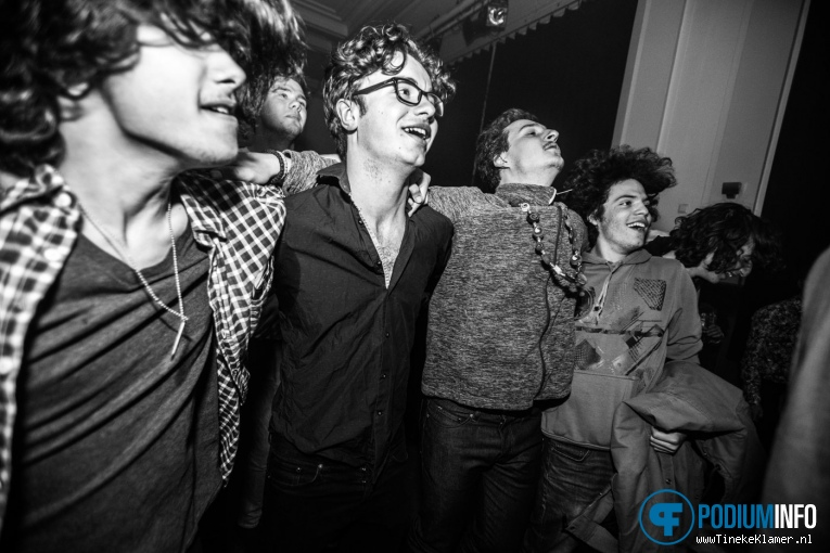 Foto The Grand East op The Grand East - 15/04 - Paradiso