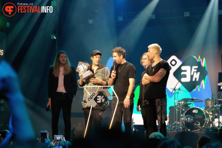 Kensington op 3FM Awards 2017 foto