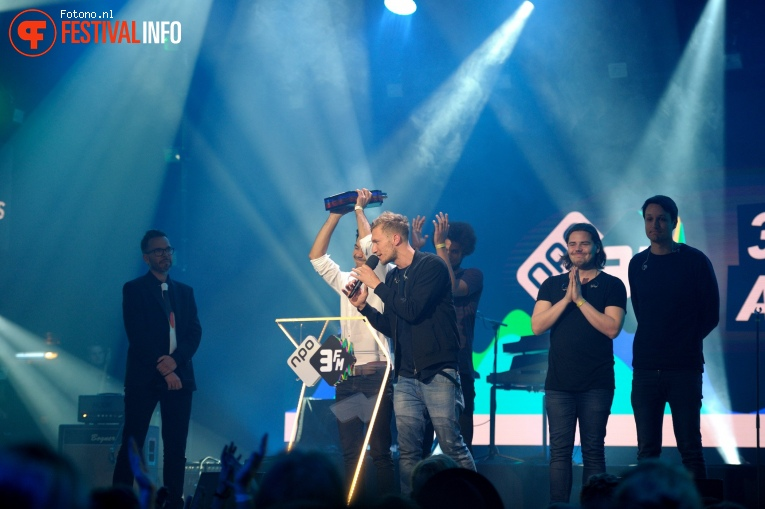 Chef'Special op 3FM Awards 2017 foto