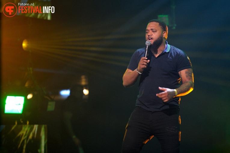 Broederliefde op 3FM Awards 2017 foto