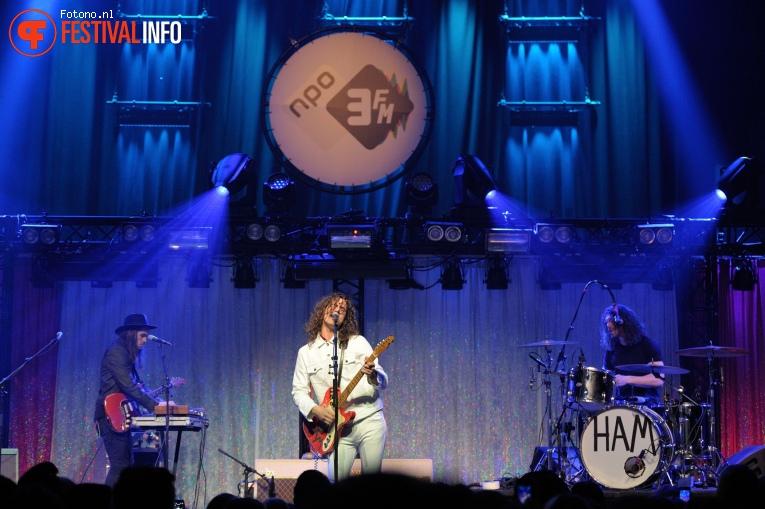 Lucas Hamming op 3FM Awards 2017 foto
