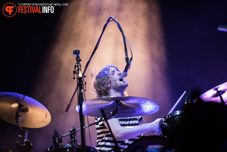 Foto Tom Odell op Paaspop Schijndel 2017 - Zaterdag