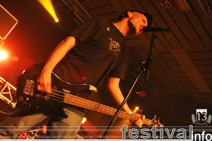 Rapid Rascals op Dead & Alive Festival 2007 foto