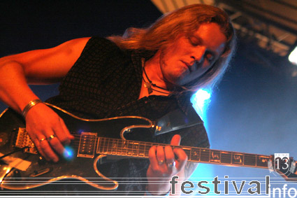 Seventh Avenue op Dead & Alive Festival 2007 foto