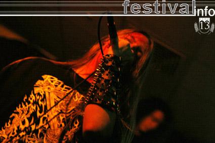 Blooddrift op Dead & Alive Festival 2007 foto