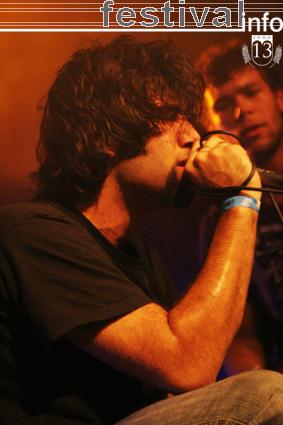Zenith of Abolition op Dead & Alive Festival 2007 foto
