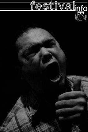 Deckard op Dead & Alive Festival 2007 foto
