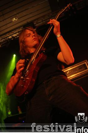Docile op Dead & Alive Festival 2007 foto