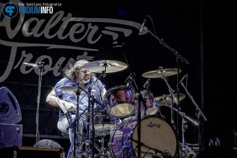 Walter Trout op Walter Trout -26/4 - Doornroosje foto