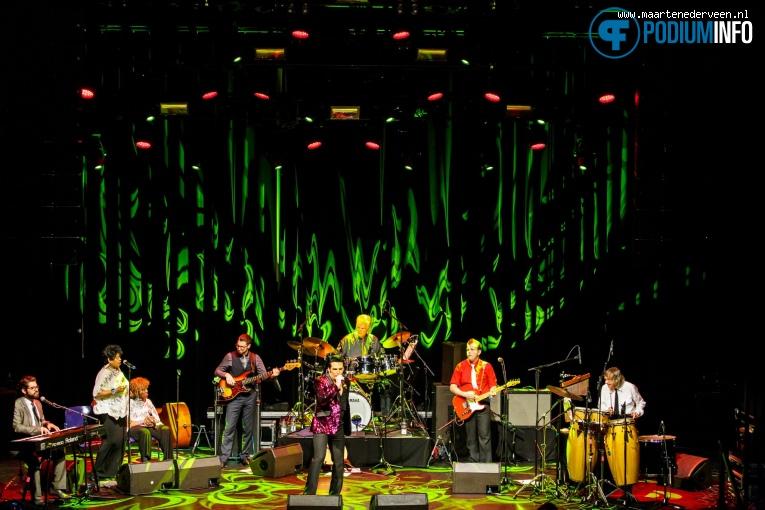 Dwight Icenhower op The Elvis Concert - 25/04 - Paard foto