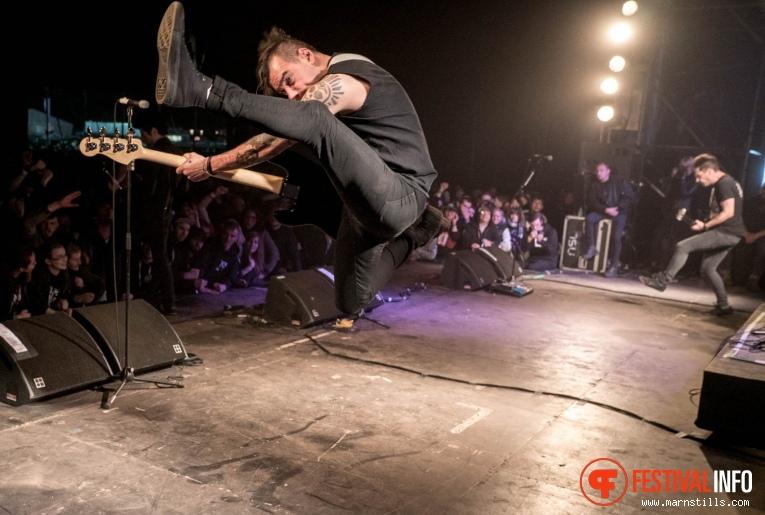 Anti-Flag op Groezrock 2017 - Zaterdag foto