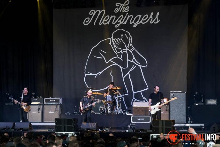 The Menzingers op Groezrock 2017 - Zaterdag foto