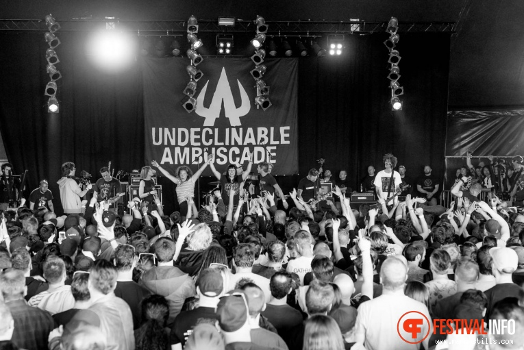 Foto Undeclinable Ambuscade op Groezrock 2017 - Zondag