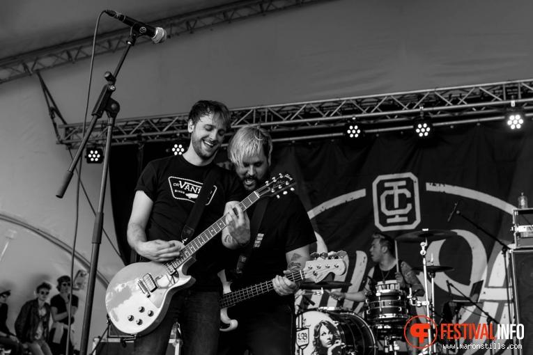 Foto Call It Off op Groezrock 2017 - Zondag