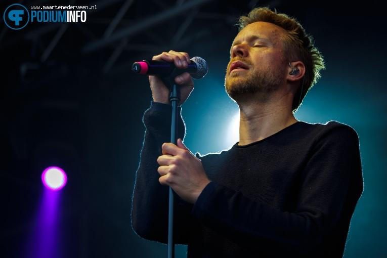 Diggy Dex op Bevrijdingsfestival Den Haag 2017 foto