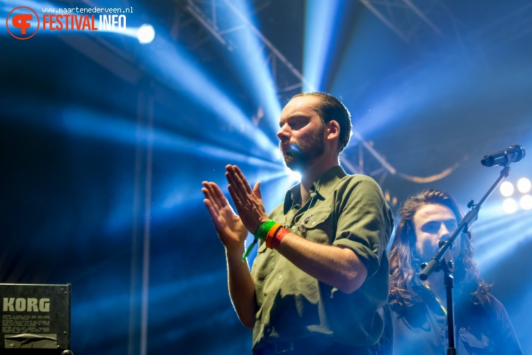 Foto De Staat op Bevrijdingsfestival Den Haag 2017