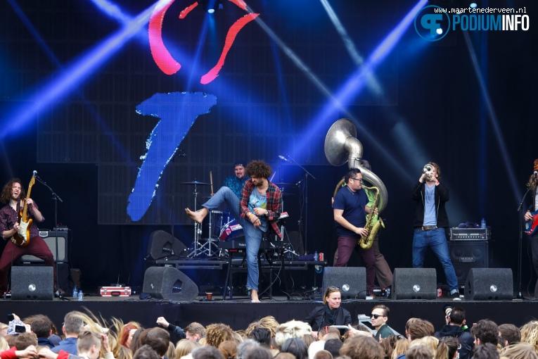 Bevrijdingsfestival Den Haag 2017 foto