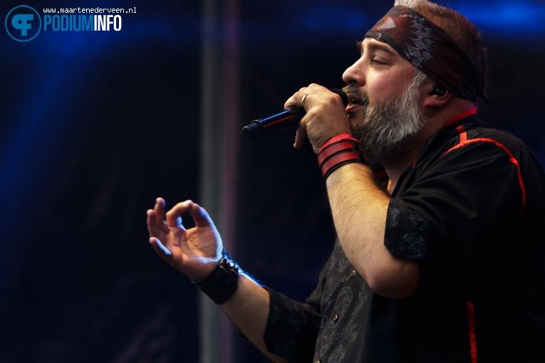 Russkaja op Bevrijdingsfestival Den Haag 2017 foto