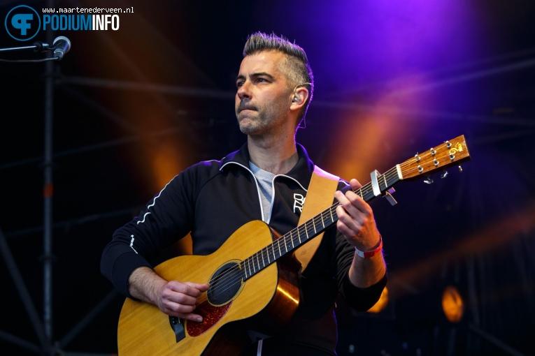 Foto Diggy Dex op Bevrijdingsfestival Den Haag 2017