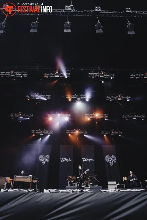Waylon op Bevrijdingsfestival Overijssel foto